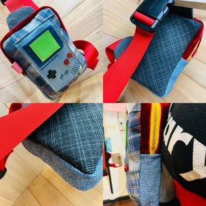 Handbags - Gameboy Chest Bag